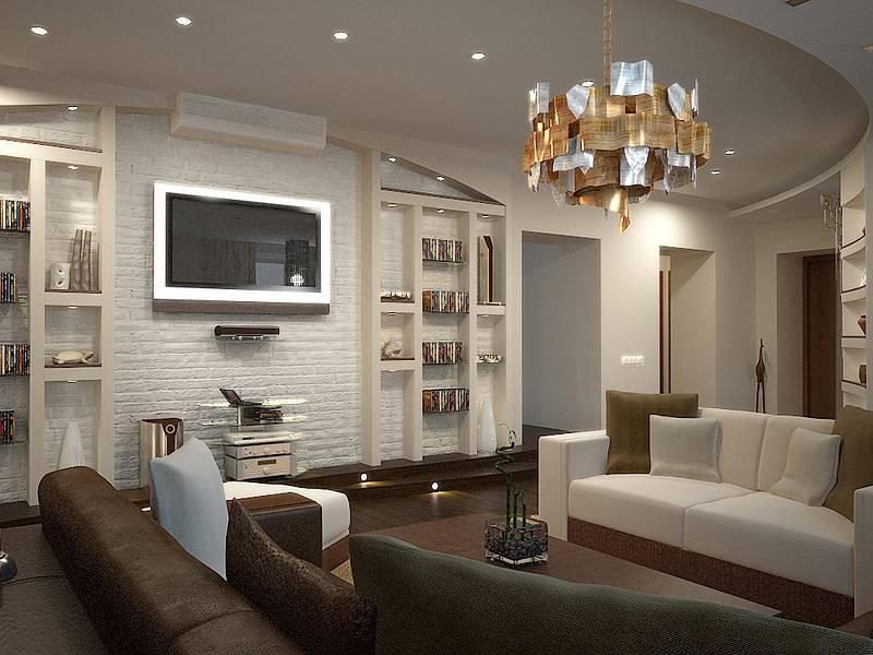 Фото гостиных дизайн проекты